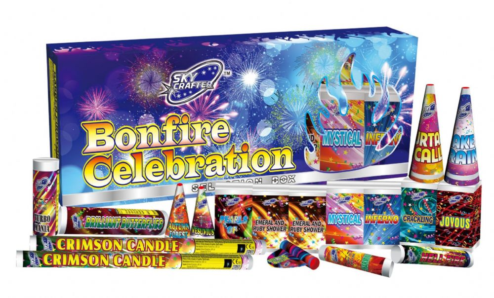Bonfire Celebration Selection Box